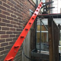 Constructed a new stairscase in Oxford for Buildbase03