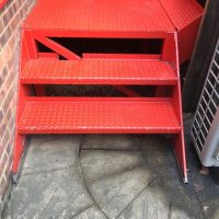 Constructed a new stairscase in Oxford for Buildbase04