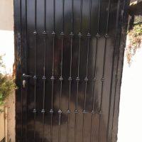 Metal Railing and Gate in Paddington01