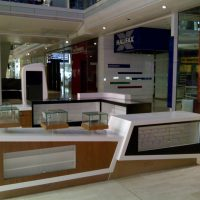 Installed a stall in Westfield White City02
