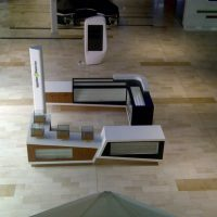 Installed a stall in Westfield White City03