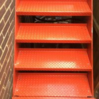 Constructed a new stairscase in Oxford for Buildbase05