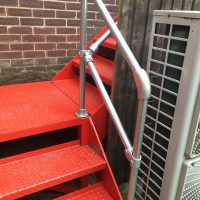 Constructed a new stairscase in Oxford for Buildbase09