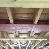 Extension steel support07