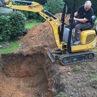 Sewage water divider in Gerrards Cross03